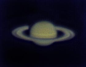 Saturno 18 aprile